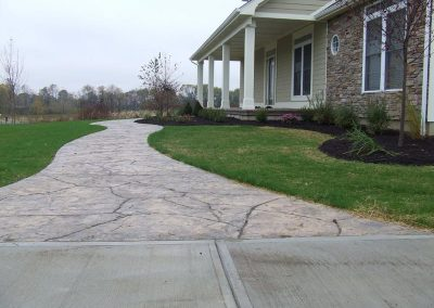 Stamped Concrete Walkways Design – 4