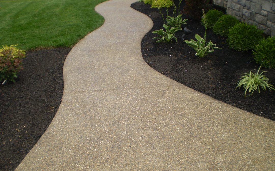 Stamped Concrete Walkways Design – 3