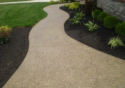 Stamped Concrete Walkways Design – 3