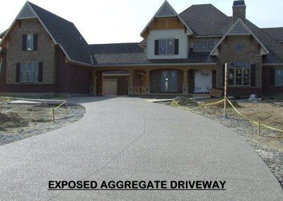 Stamped Concrete Driveway Design – 3