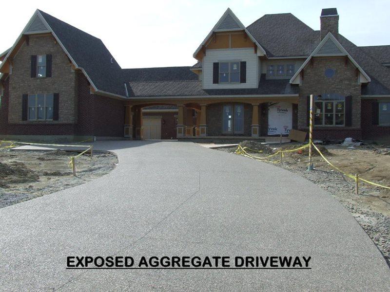 Stamped concrete driveways-3 - CBD