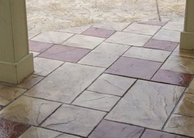 Stamped Concrete Patio Design – 5